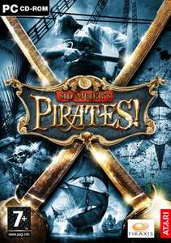 Sid meiers pirates £1.50 @ steam