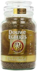 Douwe Egberts Pure Gold Instant Coffee 400g for £6.74 at Costco