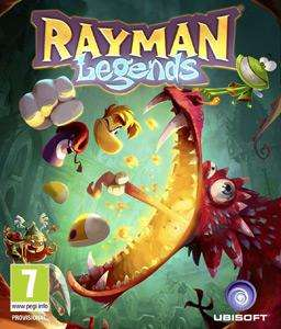 RAYMAN LEGENDS PS3 and 360 £22.99 on amazon