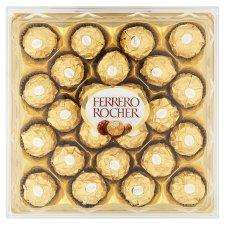 Ferrero Rocher pack of 24 cheapest ever price £2.50 at ASDA