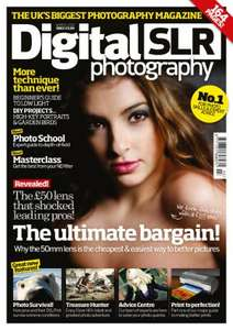 Free issue of Digital SLR Magazine