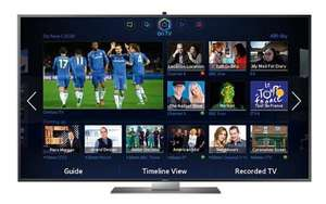 "Samsung UE55F9000 LCD-LED 4K Ultra HD 3D Smart TV, 55"" with Freeview/Freesat HD - Delivered @ Apollo2000 - £2999.99"