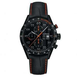 Tag Heuer Carrera Mclaren 50 - £4500 @ The Watch Gallery