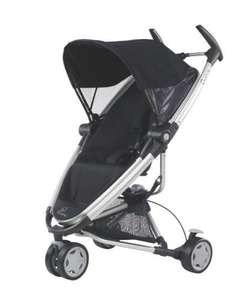 Quinny Zapp Xtra Pushchair - Rocking Black £137.50 at Boots or £118.80 after Advantage Points