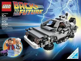LEGO Back to the Future 21103: DeLorean Time Machine £27.99 @ Smyths Toys