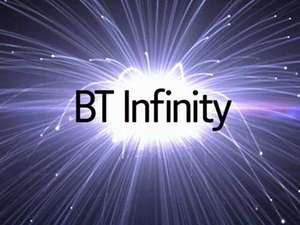 Unlimited BT Infinity 2 + Calls  £20.00 a month plus line rental on an 18 month contract