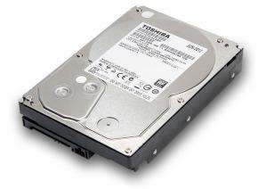 Toshiba 3TB Internal Hard Drive @ Ebuyer £79.98 delivered