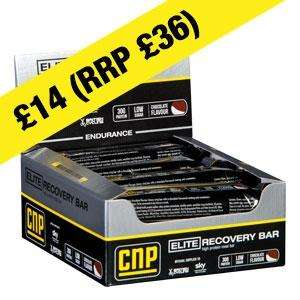 CNP Elite Recovery Bars £14 plus £3 p&p (rrp £36)