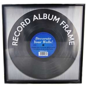 Record Album Frame - same as Urban Outfitters - £4.99 @ The Works