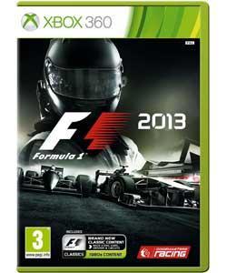 F1 2013 PS3/XBOX £26.99 @ Argos