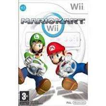 Mario Kart with Wheel (Wii) £19.85 delivered @ Shopto