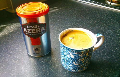 Azera Coffee 100g (Big One) 55 Servings £2 at Asda original + Intenso