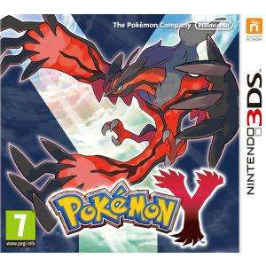 Pokemon X/Y Nintendo 3DS Pre-order £27.85 with code @ The Hut