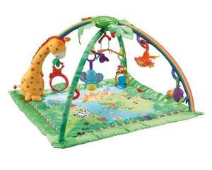 Fisher Price Rainforest Gym £29.33 with Amazon Family Thank You 20% Off
