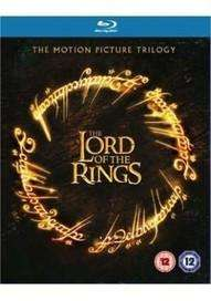 Lord Of The Rings Trilogy - Theatrical Cut (blu ray) - £7 delivered @ Sainsburys Entertainment