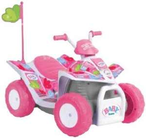Baby born remote controlled quad for the baby born doll £35.98 delivered @ Amazon Sold by Bargainmax Ltd
