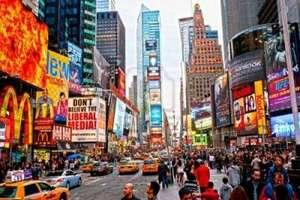 New York Direct Flights + 3 Night Hotel (£549) or 4 Night (£639) @BA
