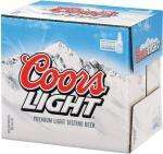 Coors Light 12x275ml Bottles - 2 for £12 @ Morrisons