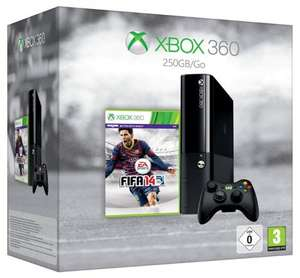 New style Xbox 360 250GB Console with FIFA 14  £169.99 @ Amazon