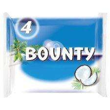 Bounty 4 Pack is Only £1 @ Tesco from Tomorrow!