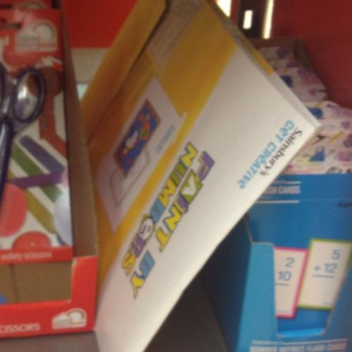 Kids maths flash cards £1.19 sainsburys