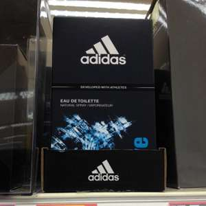 Adidas Ice Dive EDT 100ml £2.50 @ Tesco instore