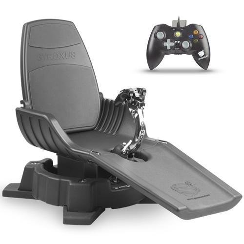 Gyroxus Driving / Flight Simulator Gaming Chair ps3, pc, xbox £99.95 @ boysstuff.co.uk