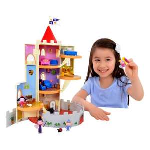 Ben and Holly's Little Kingdom Castle Magical Playset £16.66 @ Amazon
