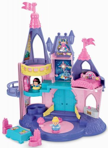 Fisher Price Little people Disney castle £35.33 @ Amazon