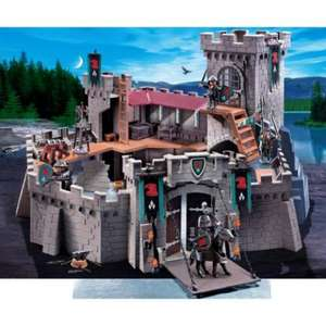 Playmobil 4866 Falcon Knights' Castle £52.66 delivered @ Amazon