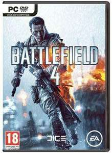 Battlefield 4 key (with china rising expac) £26.99 with voucher @ SimplyCDKeys