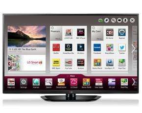 "LG 50"" plasma full HD 1080p 3d smart tv with freeview HD - £449 @ John Lewis"