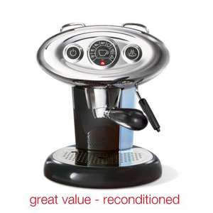francis francis coffee machine reconditioned - £79 @ EspressCrazy
