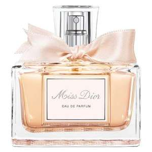Free 1ml sample of Miss Dior perfume from Boots