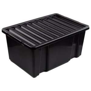 Storage Box With Lid 15L £1.00 @ Poundland (Back in store)