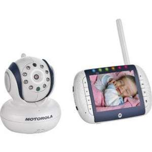 Motorola MBP36 Digital Video Baby Monitor £79.99 @ Argos (instore with voucher)