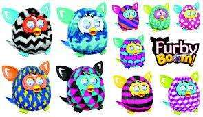 CHEAPEST NEW Furby Boom - £34.99 delivered from Toys R Us (£33.79 with Quidco)