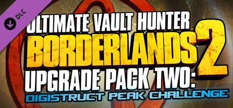 Borderlands 2 Ultimate Vault Hunter upgrade pack 2 - £1.60 @ GMG with code