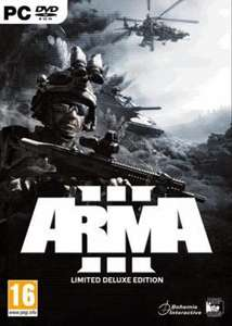 ARMA 3 Limited Deluxe Editon @ GreenManGaming £19.99