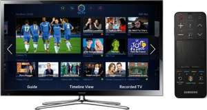 Samsung PS51F5500 - 51 inch Plasma Full HD 1080p, 3D, Smart, Wi-Fi Built in, AllShare Play, Dual Core - £629.00 and free delivery at Beyond Television