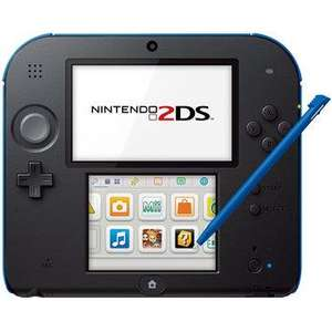 Nintendo 2DS Console - Black/Blue £99.99 (with this link) TOYS R US
