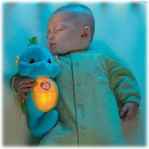 fisher price soothe and glow seahorse £9.99 @ John Lewis