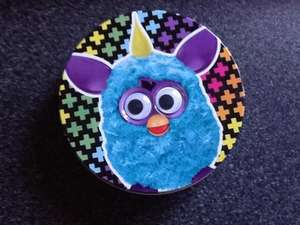 Furby Tins with sweets 89p @ Home Bargains in store