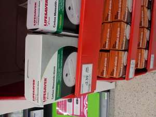 Kidde carbon monoxide alarm £2.39 in-store @ Asda