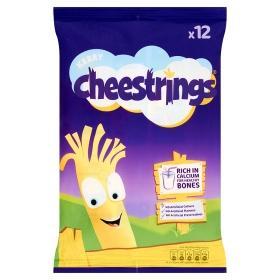 Cheestrings Original (12 x 21g) Down to £2.00 @ Asda