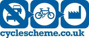 Cyclescheme, save up to 42% on bikes with your work.