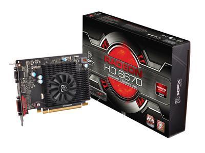 XFX AMD Radeon 6670 HD 800MHz 2GB plus free Farcry Blood Dragon £39.99 @ Dabs