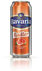 Bavaria Radler Grapefruit Beer 2% 59p @ Home Bargains