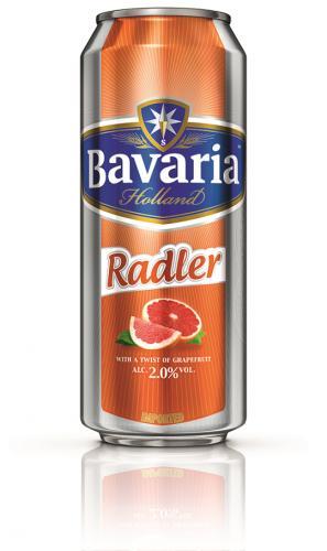 Bavaria Radler Grapefruit Beer 2% 59p @ Home Bargains