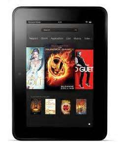 Kindle HD fire from Amazon 16gb £119 or 32gb £139